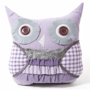 Boutique Camping Olivia Owl Cushion