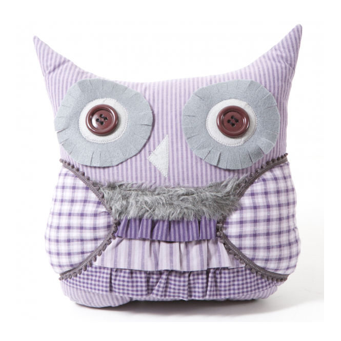 Olivia Wise Owl Cushion