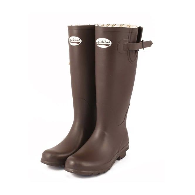 Original Matt Chocolate Wellies