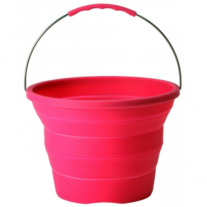 Pack Away Bucket - Pink