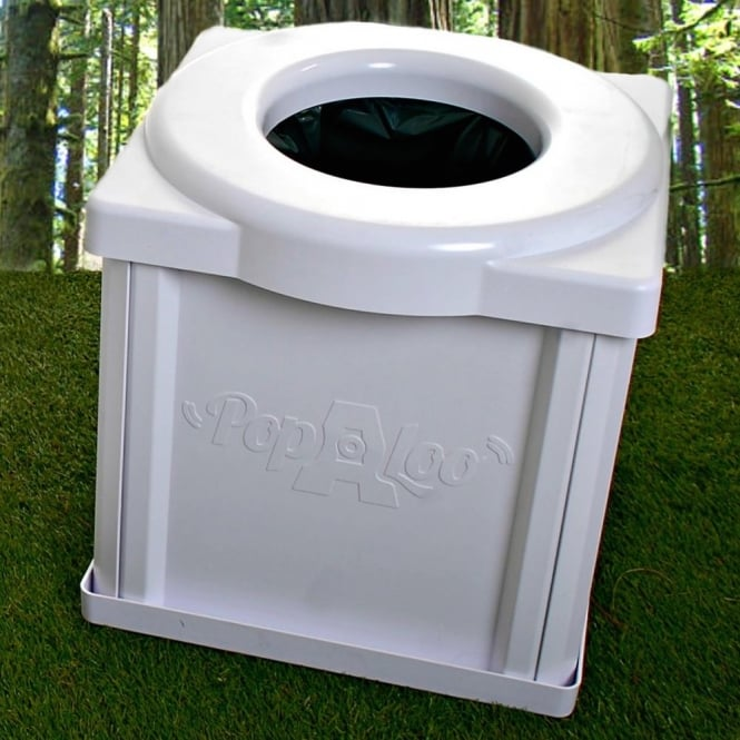 Popaloo Portable Camping Toilet