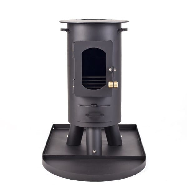 Portable Traveller Stove Kit Flat Black Products From