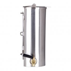 Portable Woodburning Stove Water Heater