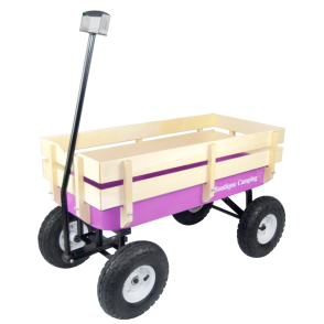 All Terrain Purple Festival Wagon