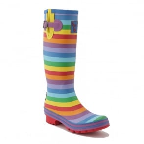 Evercreature Rainbow Wellies