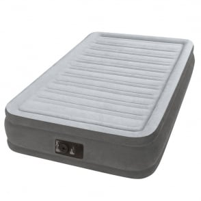 Intex Single Size Comfort Plush Mid Rise Airbed