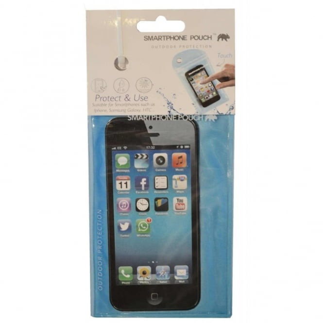 Smartphone Protective Pouch - Blue