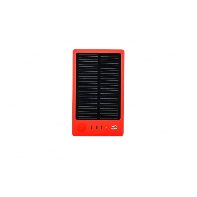 Solarpod™ Gemini Power Bank - Red