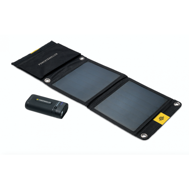 SPORT 25 Solar Kit- Power Pack and Foldable Solar Panel