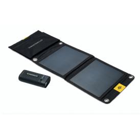 Power Traveller SPORT 25 Solar Kit-  Power Pack and Foldable Solar Panel