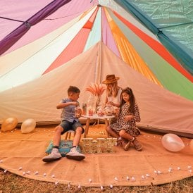 Boutique Camping Star Bell Inner Tent