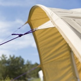 Star Emperor Bell Tent Door Flexi Pole