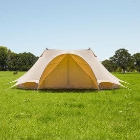 Boutique Camping Tents Star Emperor Bell Tent