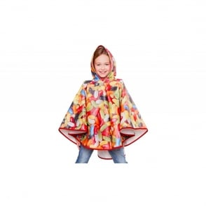 FieldCandy Sweet Dreams Jelly Bean Kids Poncho