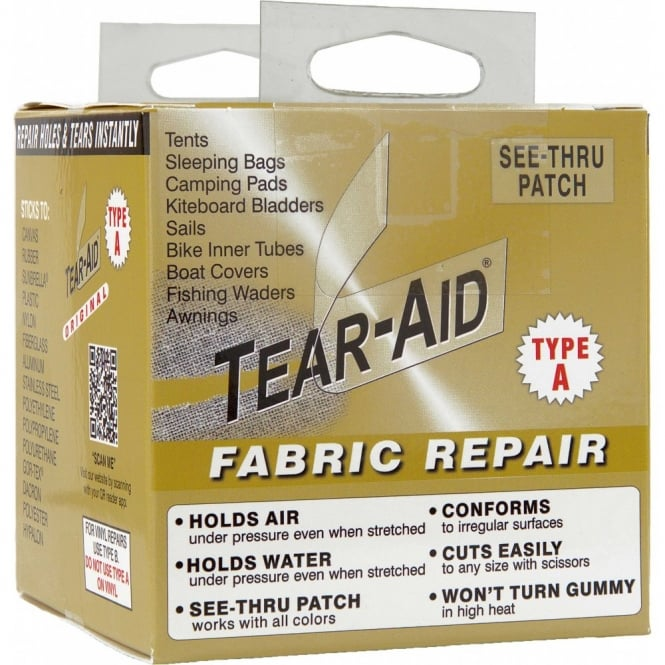 Tear Aid - Canvas Repair