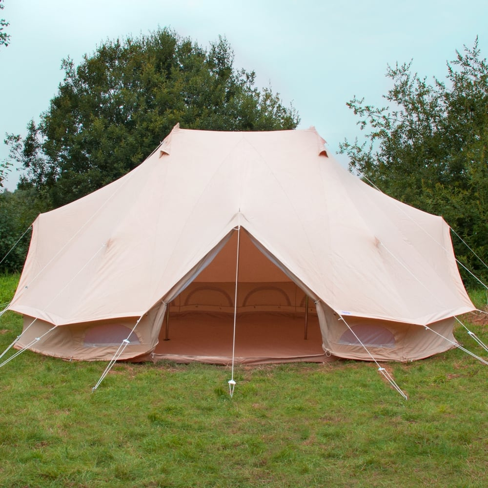 The Emperor Bell Tent : scandinavian canvas tents - memphite.com