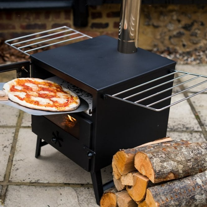 The Original Pizza Oven - Wood Burning Stove