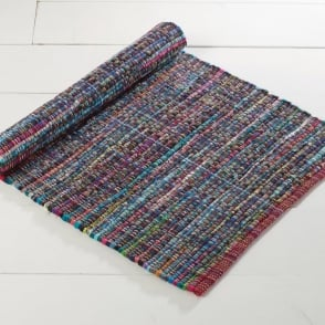 Waltons of Yorkshire  Traditional Indian Rag Rug -  Tango