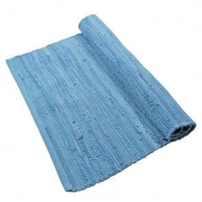 Waltons of Yorkshire Traditional Indian Rug - Blue