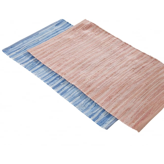 Traditional Indian Rug - Pale pink