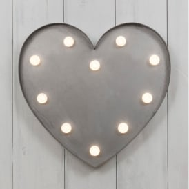 Vegas L.E.D. Circus Light - Heart Raw