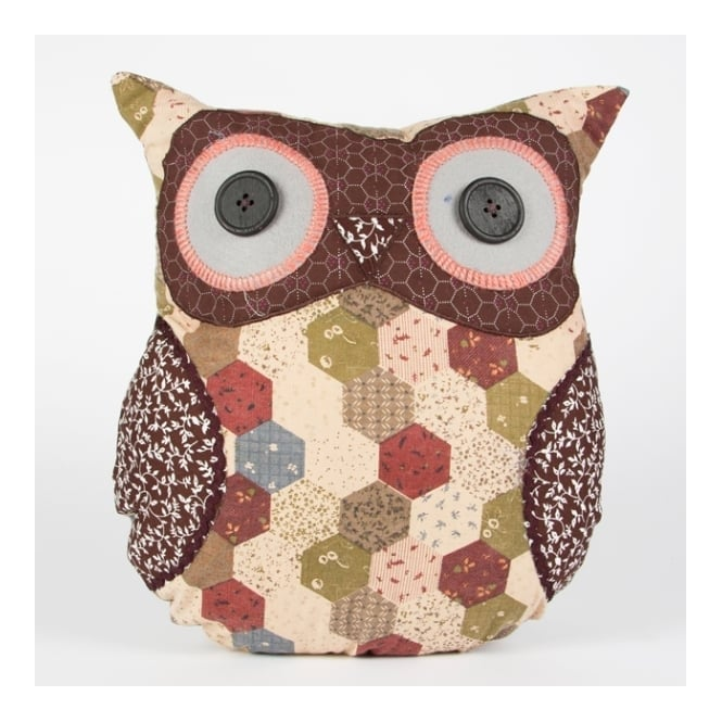 William Wise Owl Cushion