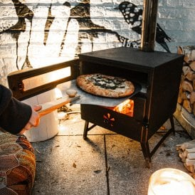 Boutique Camping Woodburning Pizza Oven Stove