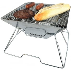 Yellowstone Steel Pac Flat BBQ